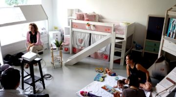 'Sleep Solutions for Babies' at Kuhl Home - Creative Kids Furniture